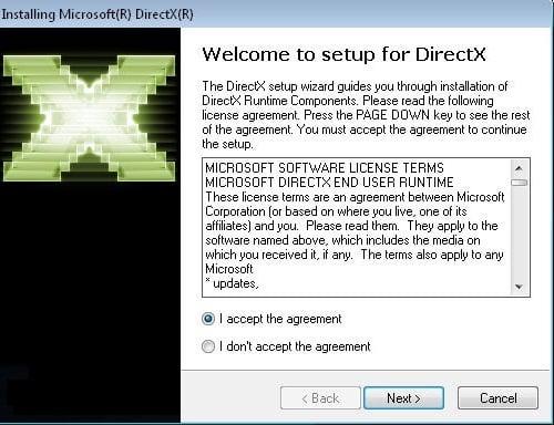 DirectX 11 setup download