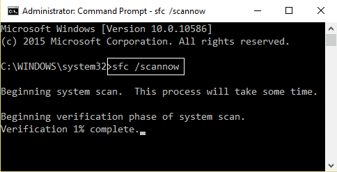 SFC scan now command prompt | Fix Regedit.exe Crashes when searching through Registry