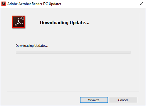 Let the Adobe Download updates   Fix File is Damaged and Could Not Be Repaired