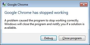 Fix Chrome Won't Open or Launch