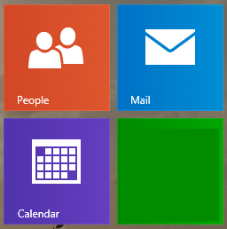 Fix Mail, Calendar, and People Apps not working
