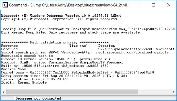 A folder called Symcache is being created in C drive