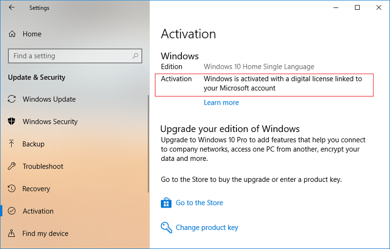 3 Ways to Check if Windows 10 is Activated