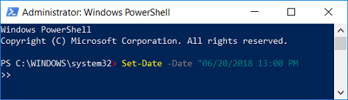 How to Change Date and Time in Windows 10 using PowerShell   4 Ways to Change Date and Time in Windows 10