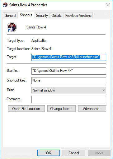 Change the value of DisablePropPage to 1 will removethe Compatibility tab from file properties in Windows 10