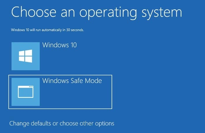 How to Add Safe Mode to Boot Menu in Windows 10