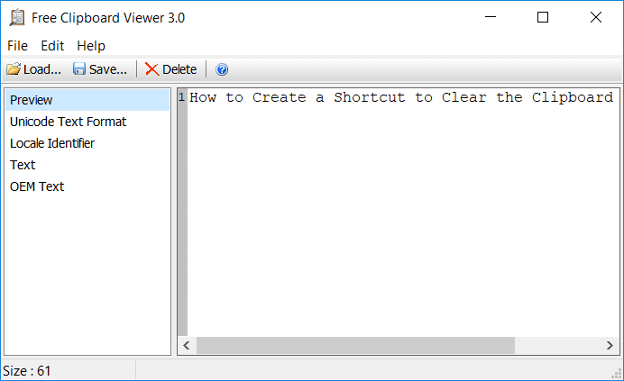 How to Create a Shortcut to Clear the Clipboard in Windows 10 Easily
