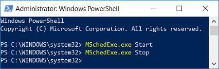 Manually Start Automatic Maintenance using PowerShell   Manually Start Automatic Maintenance in Windows 10