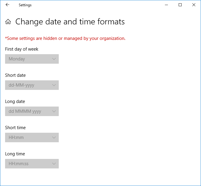 Allow or Prevent Users from Changing the Date and Time in Windows 10