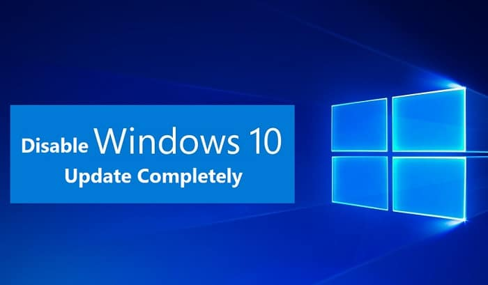 Stop Windows 10 Update Completely [GUIDE]