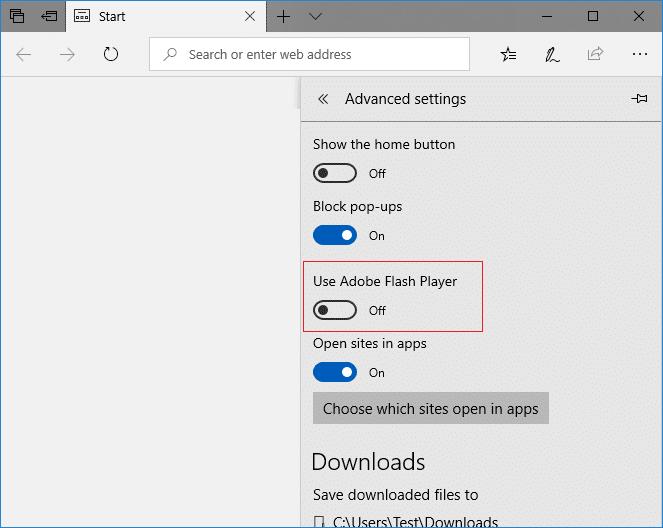Disable Adobe Flash Player on Microsoft Edge | Enable Adobe Flash Player on Chrome, Firefox, and Edge