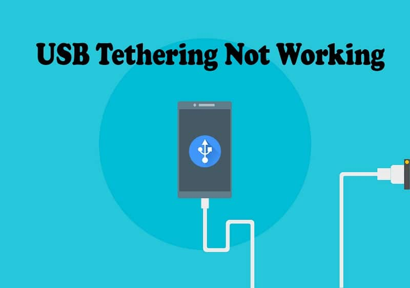 Fix USB Tethering Not Working in Windows 10