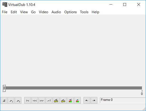 Compress Videos files using VideoDub