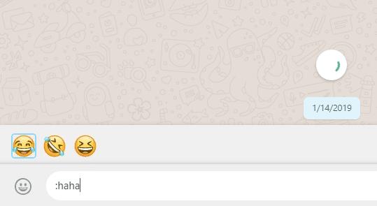 Type Emojis Using Keyboard