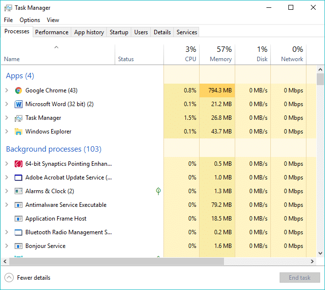 5 Different ways to open Task Manager in Windows 10   Kill Resource Intensive Processes with Task Manager