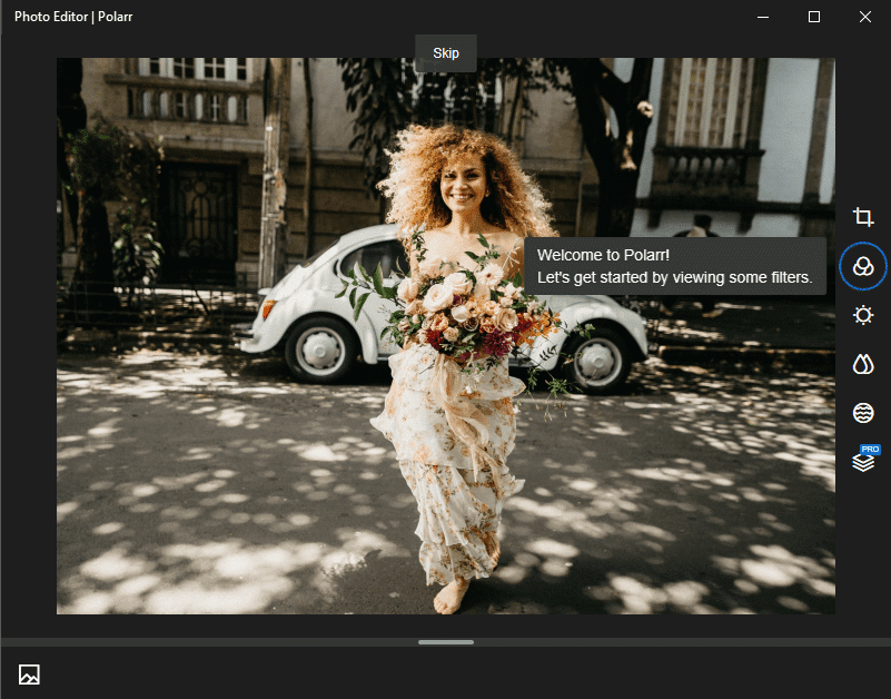 Photo Editor Polar | Top 6 Best Photo Editing Apps for Windows 10?