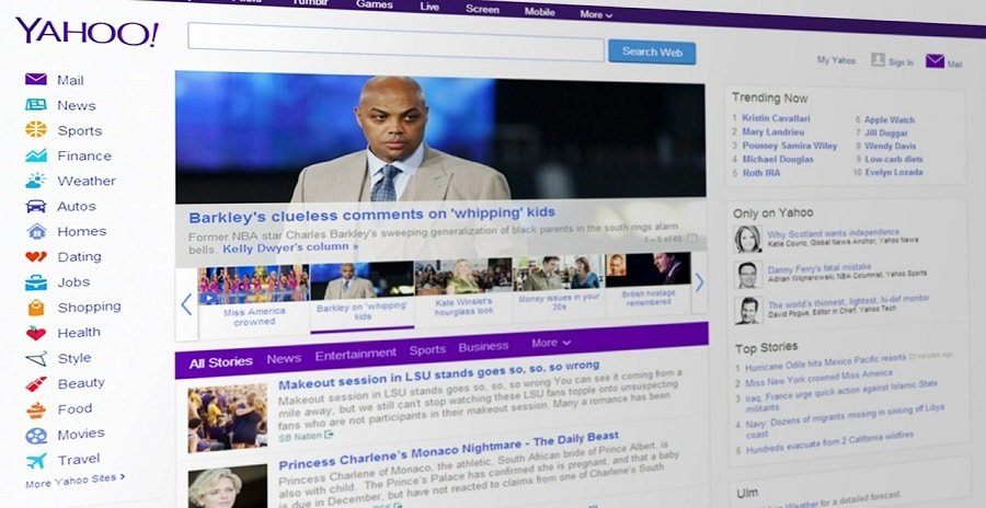 Set up Yahoo email account in Windows 10 Mail App