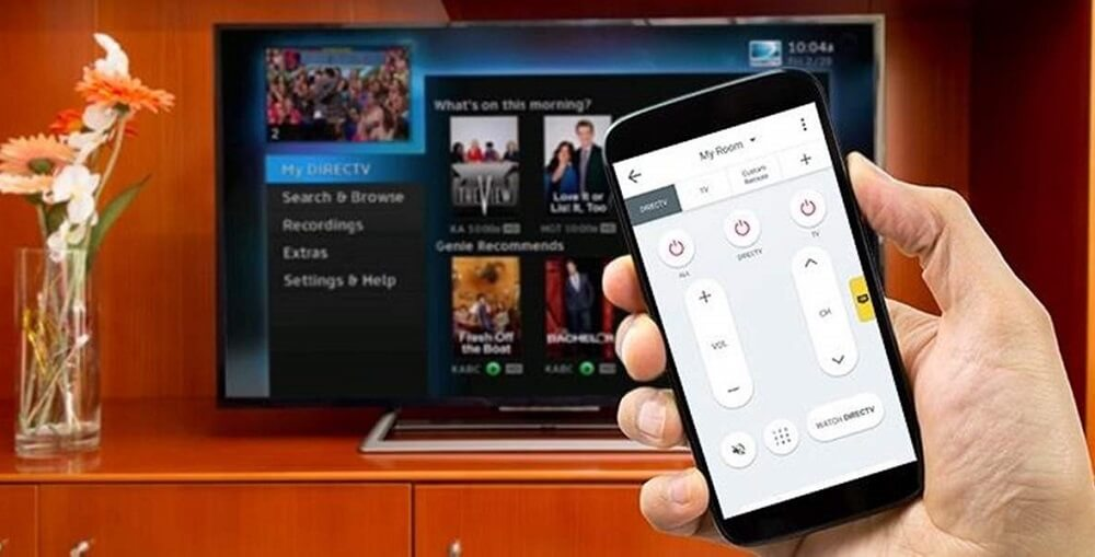 Turn Your Smartphone into a Universal Remote Control