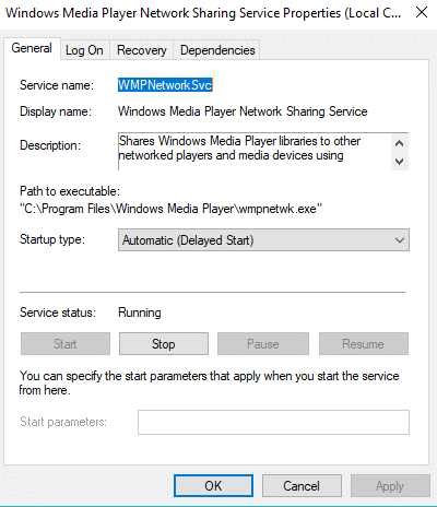 Double click on it and a dialog box will appear