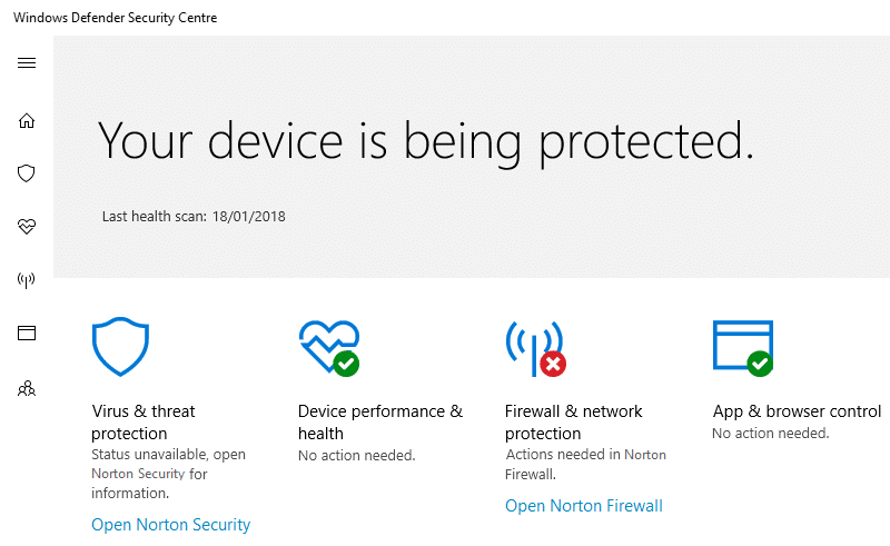 Fix Unable to Activate Windows Defender Firewall