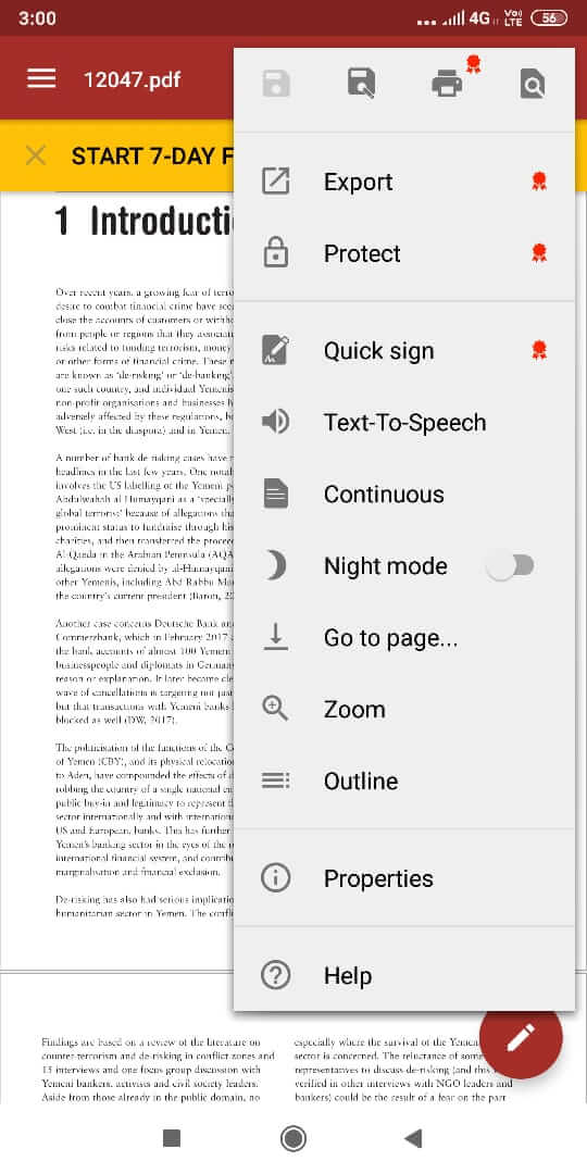 OfficeSuite - Best Apps to Edit PDF on Android