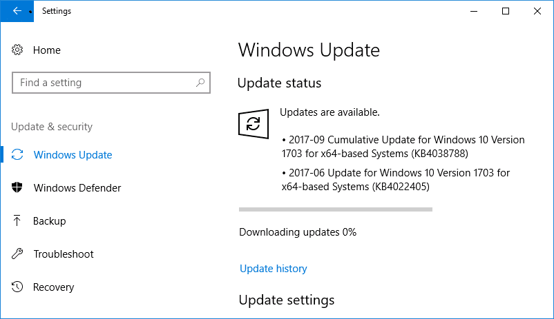 What Is Windows Update?
