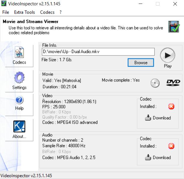 Cách Kiểm Tra Và Cài Đặt Codec Bị Thiếu Trên Windows 10 - AN PHÁT