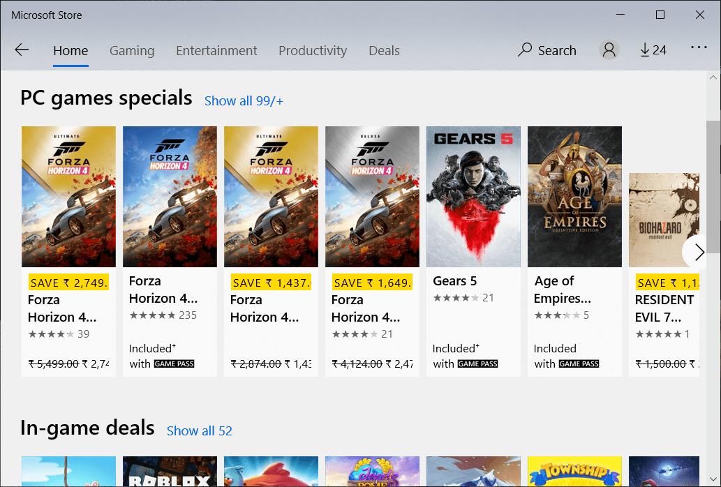 Always Show Scrollbar in Windows 10 Store Apps