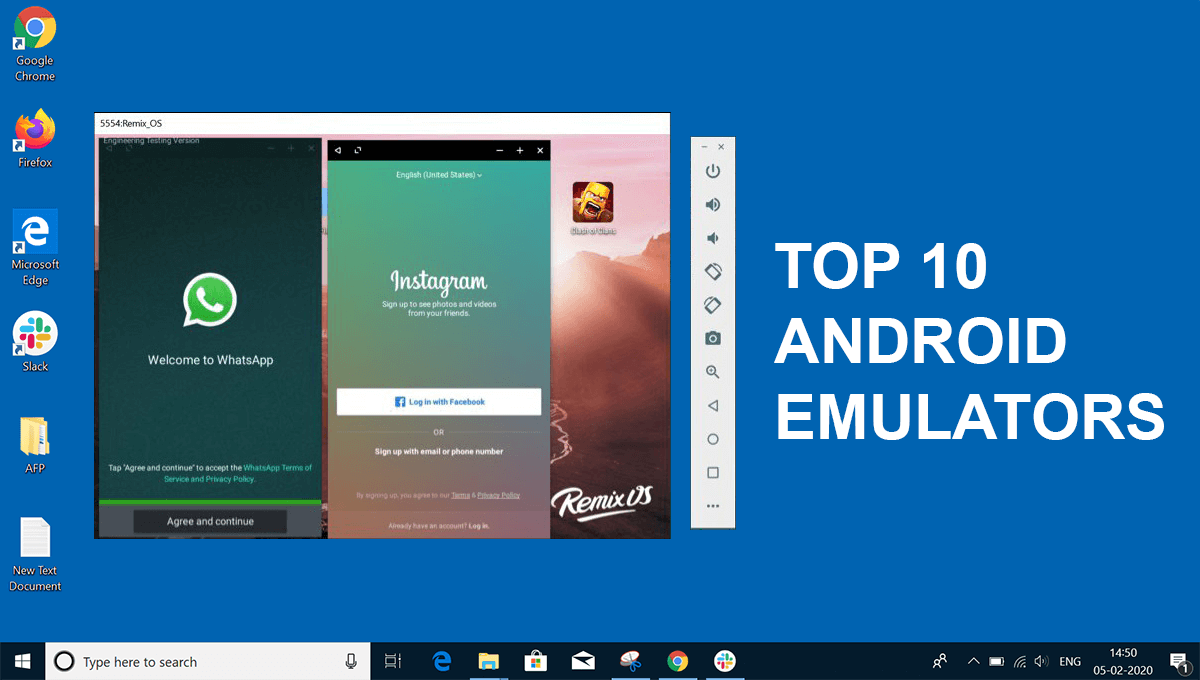 10 Best Android Emulators for Windows and Mac