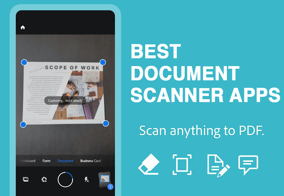 9 Best Document Scanner Apps for Android (2020)