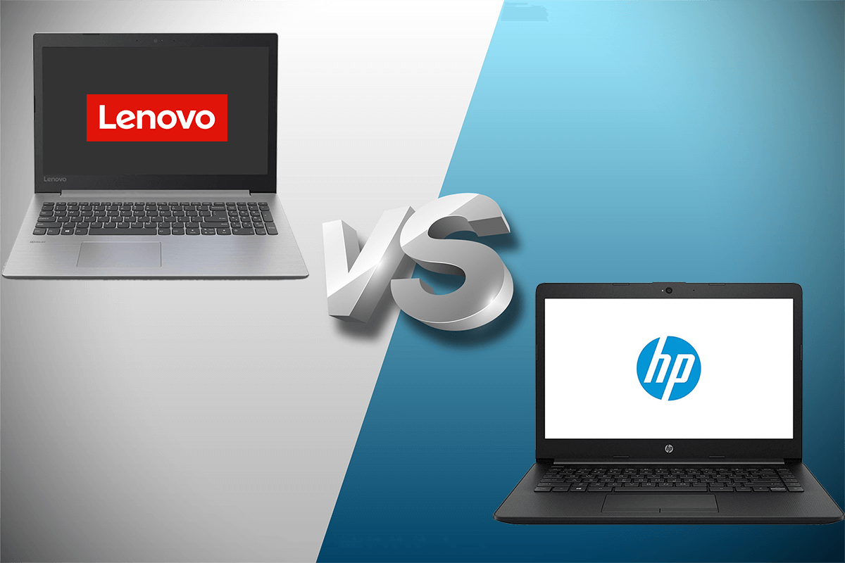 Lenovo vs HP Laptops - Find out Which is Better