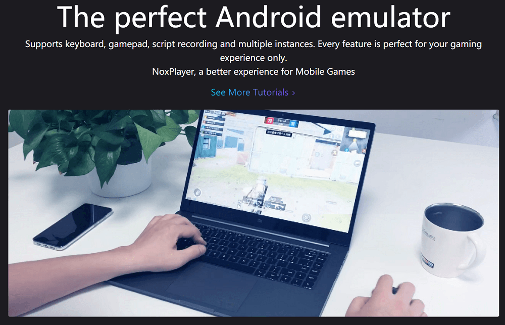 Nox Player - Best Android Emulator