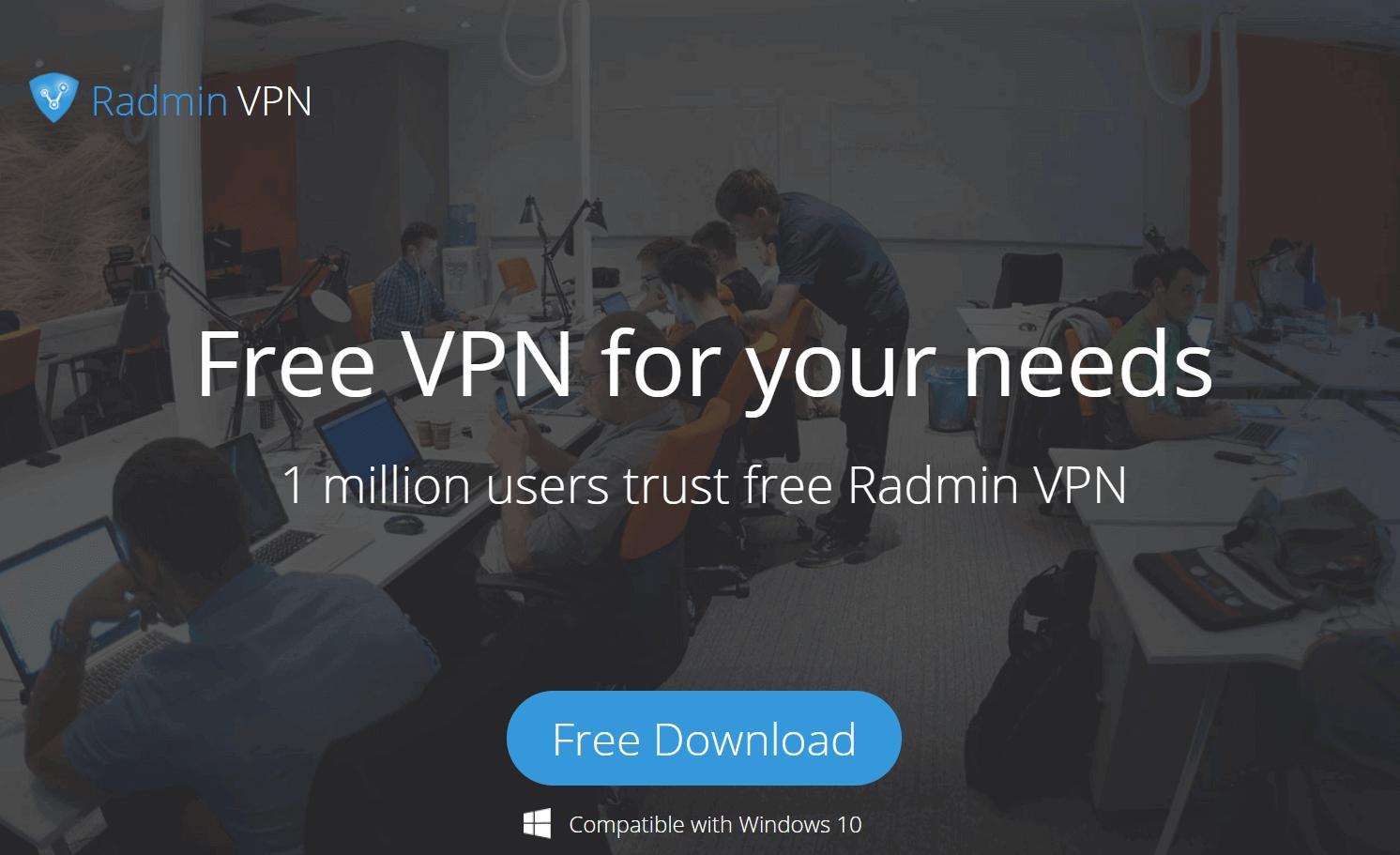 Radmin VPN