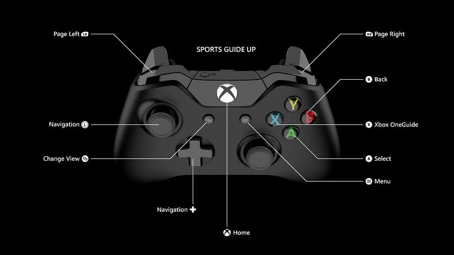 Turn ON the Xbox one controller using the Xbox button.