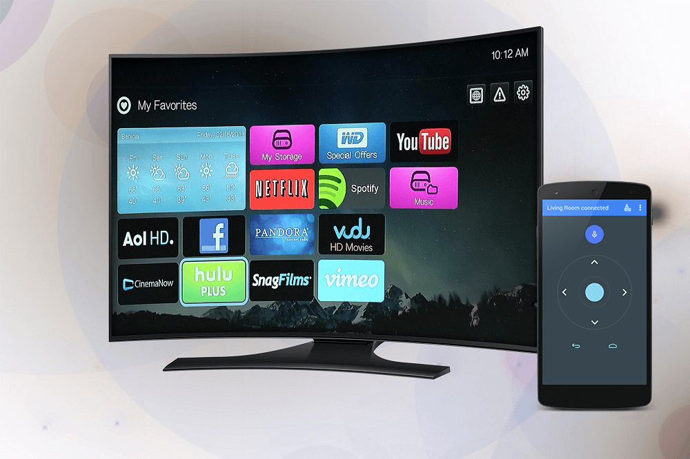 How to Use Your Smartphone as a TV Remote