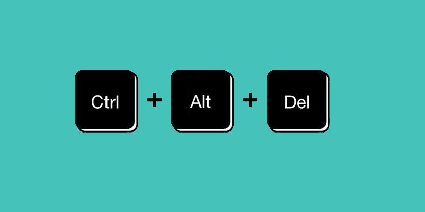 What is Ctrl+Alt+Delete