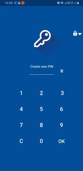 create a new pin