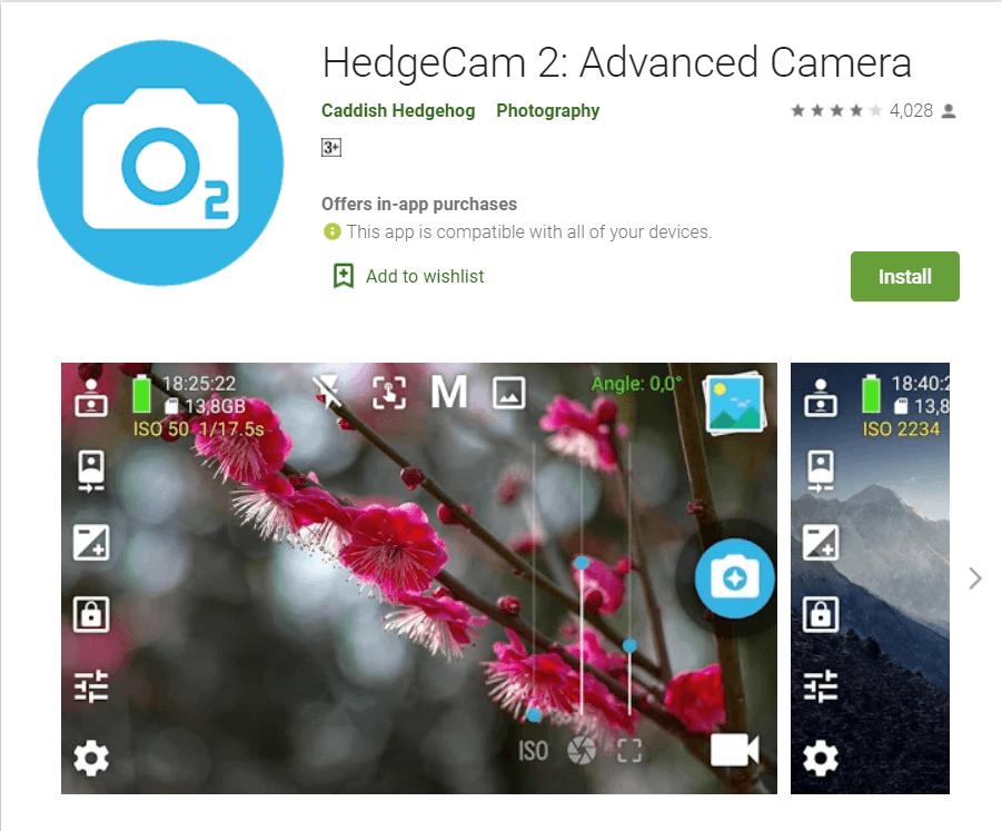 hedgecam