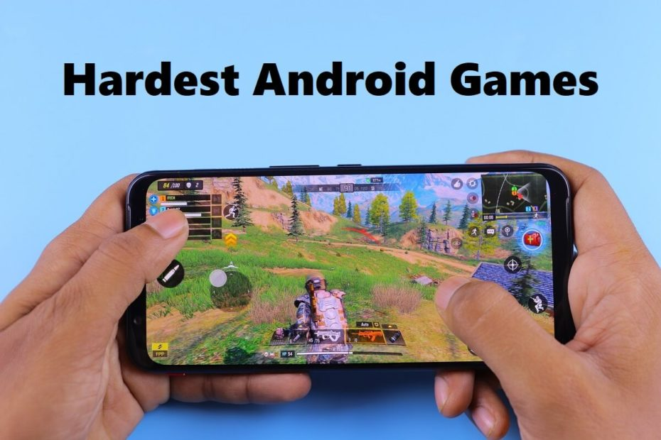 15 Incredibly Challenging & Hardest Android Games