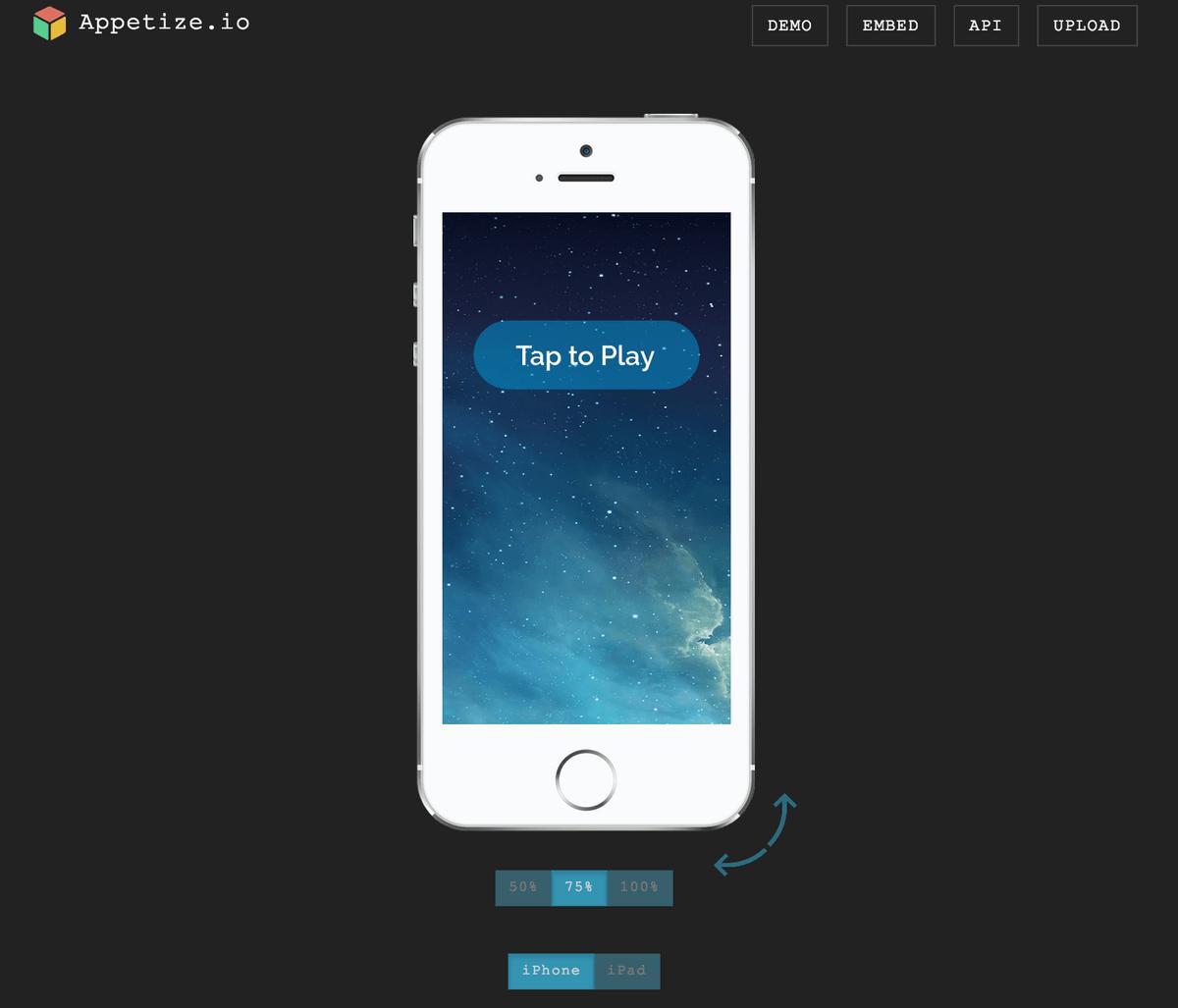 Appetize.io | Run iOS Apps On Windows 10 PC