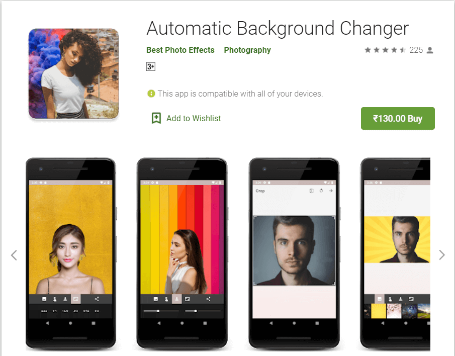 Automatic Background Changer | Best Apps to Remove Background From Any Image In Android