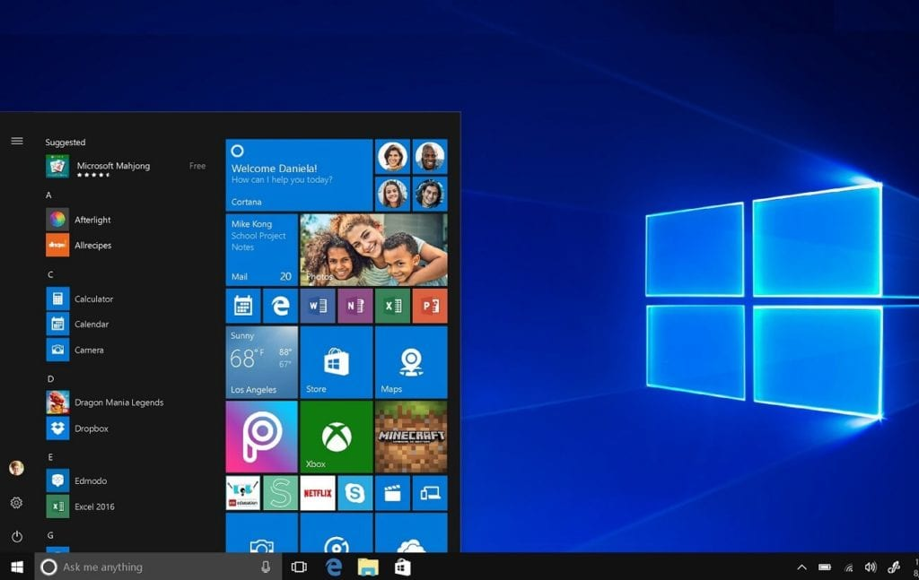 Download Windows 10 for free on your PC