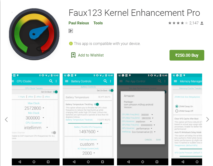 Faux 123 Kernel Enhance Pro