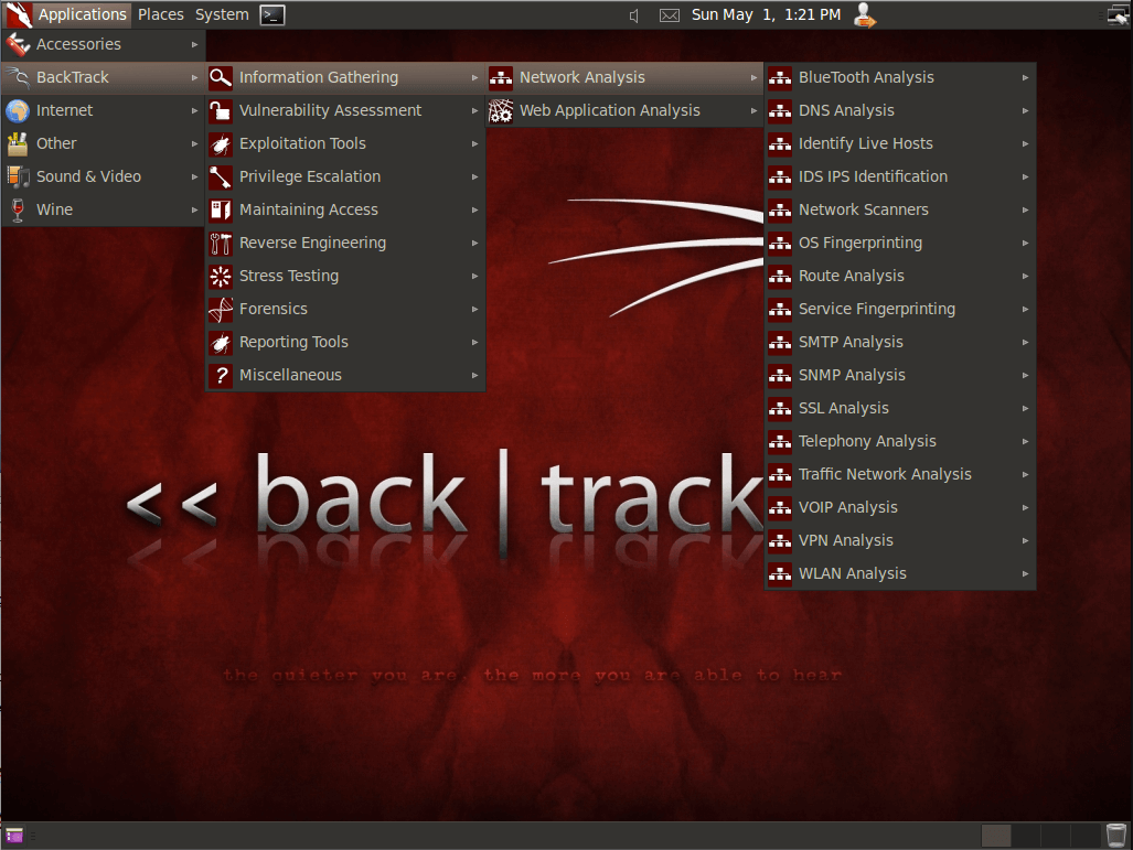 How to Run Backtrack on Windows
