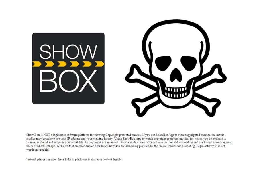 Is ShowBox APK safe or unsafe?