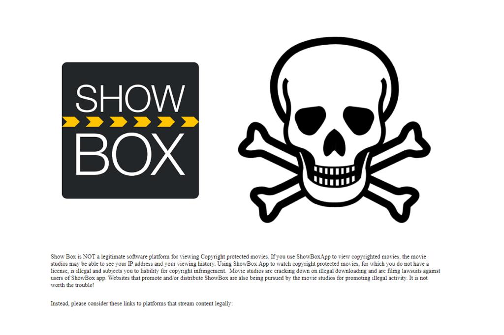 Is ShowBox APK safe or unsafe
