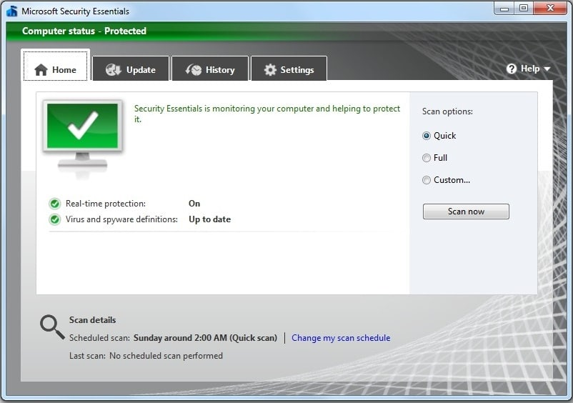 Microsoft Security Essentials | Must Have Software Programs for Windows