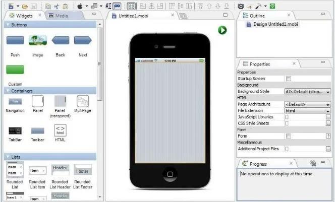 MobiOne Studio | Run iOS Apps On Windows 10 PC