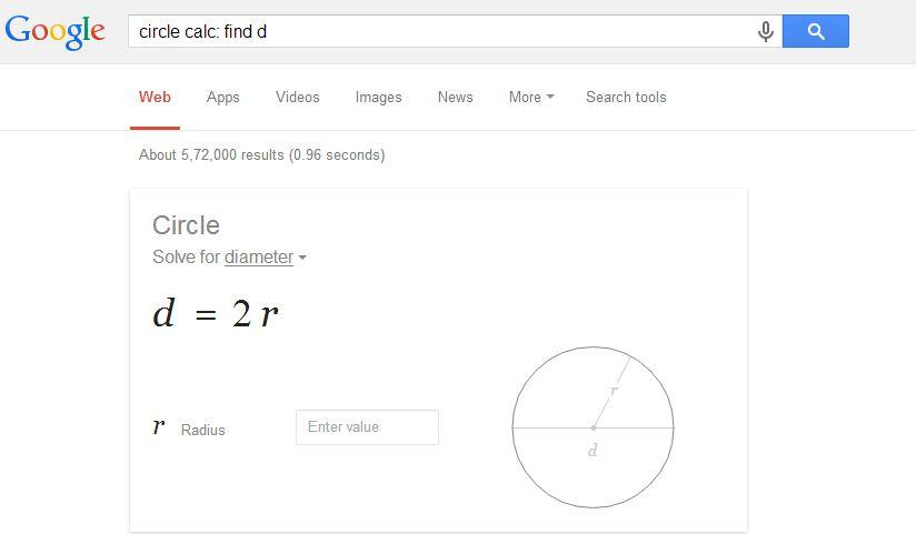 Now, with the help of Google, you can even solve geometry problems | Best Google Tricks and Tips