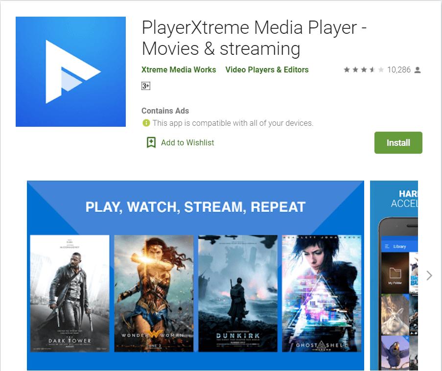 PlayerXtreme